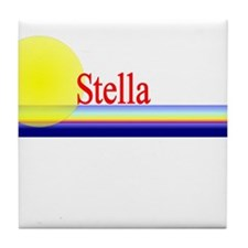 Stella Tile Coaster