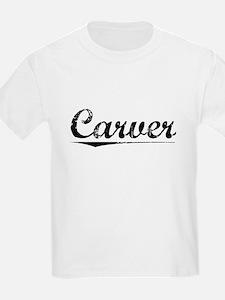 Carver, Vintage T-Shirt