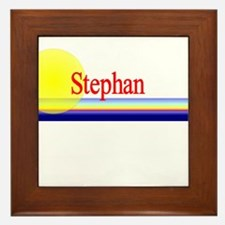 Stephan Framed Tile