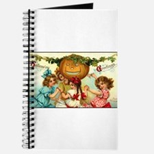 Victorian Halloween Party Journal