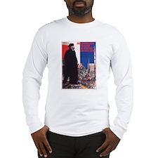 Lenin Banner CCCP Long Sleeve T-Shirt