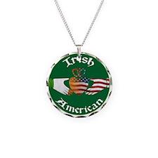 Irish American Claddagh Necklace