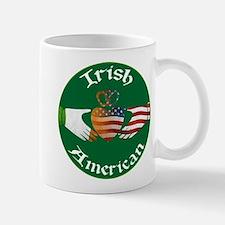 Irish American Claddagh Mug