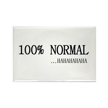 100% Normal Rectangle Magnet