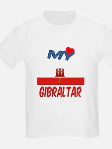 My Love Gibraltar T-Shirt