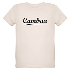Cambria, Vintage T-Shirt