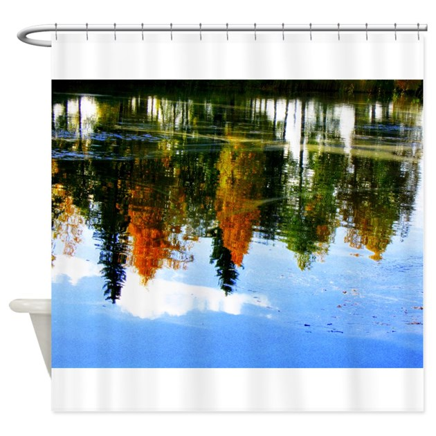 Fall Colors Shower Curtain By Paulinkauppa