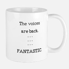 The Voices Are Back Mugs