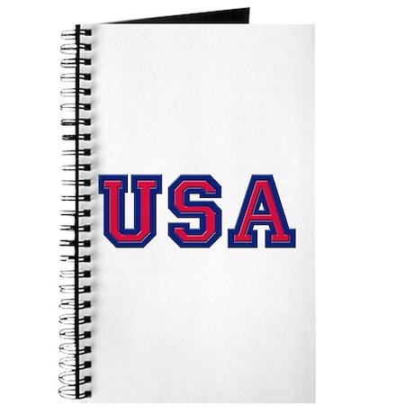 USA Logo Journal