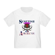 Scottish American Thistle T