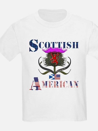 Scottish American Thistle T-Shirt