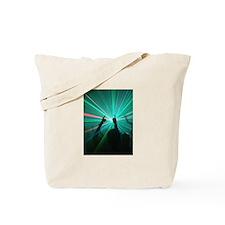 laserlight Tote Bag