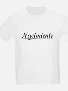 Nacimiento, Vintage T-Shirt