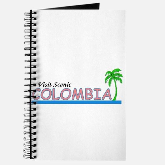 Cute Columbian Journal