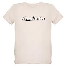 New Harbor, Vintage T-Shirt
