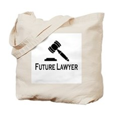 """Future Lawyer"" Tote Bag"