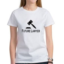 """Future Lawyer"" Tee"
