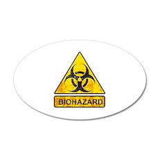 biohazard sign Wall Decal
