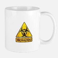 biohazard sign Mug