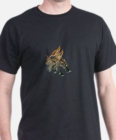 Industrial wolf T-Shirt