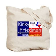 KINKY (back & front) Tote Bag