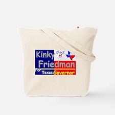 KINKY (back & front) Tote Bag