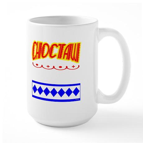 CHOCTAW INDIAN Large Mug