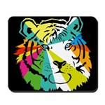 Colourful Tiger, Mousepad