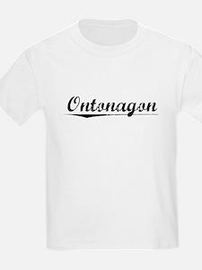 Ontonagon, Vintage T-Shirt