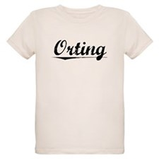 Orting, Vintage T-Shirt