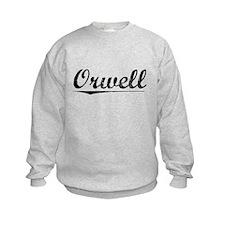 Orwell, Vintage Sweatshirt