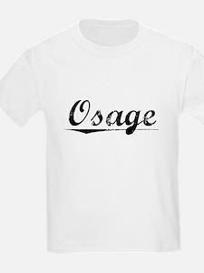 Osage, Vintage T-Shirt