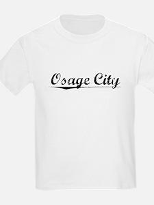 Osage City, Vintage T-Shirt