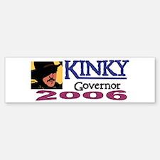 KINKY Bumper Bumper Bumper Sticker