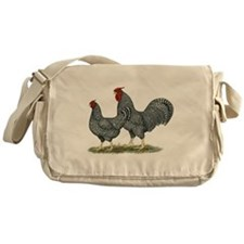 Dominique Chickens Messenger Bag