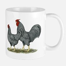 Dominique Chickens Mug