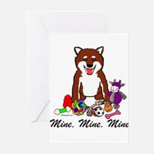 Shiba Mine Greeting Cards (Pk of 20)