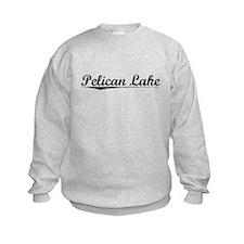 Pelican Lake, Vintage Sweatshirt