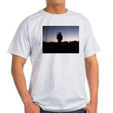 Hunter at Sunset T-Shirt