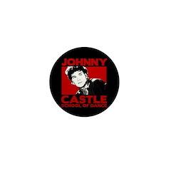 Johnny Castle Dance Bold Mini Button