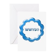 W W Y D ? Greeting Cards (Pk of 10)