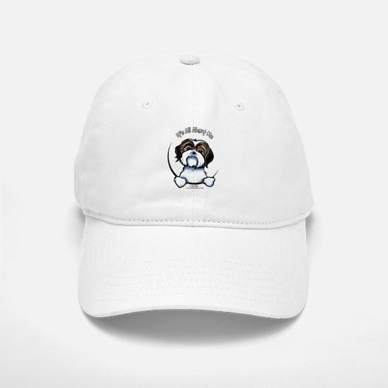 Shih Tzu IAAM Baseball Baseball Cap