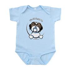 Shih Tzu IAAM Infant Bodysuit
