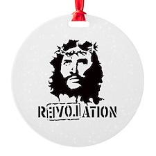 Jesus Christ Revolation Ornament