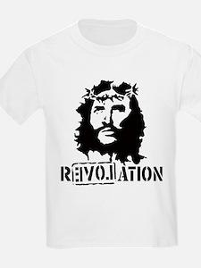Jesus Christ Revolation T-Shirt