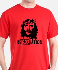 Jesus Christ Revolation T-Shirt