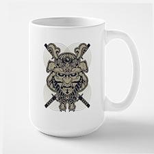 Samurai Rising Large Mug