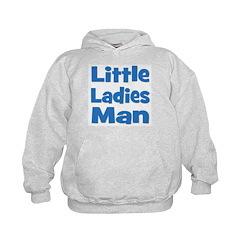 Little Ladies Man Hoodie