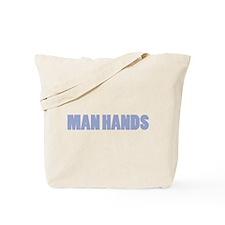 Seinfeld: Man Hands Tote Bag