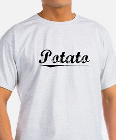 Potato, Vintage T-Shirt